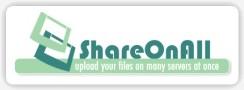 ShareOnAll, sistema para subir tus archivos a múltiples sitios de alojamiento
