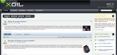 Xgil, lo que se cuece en la blogósfera hispana