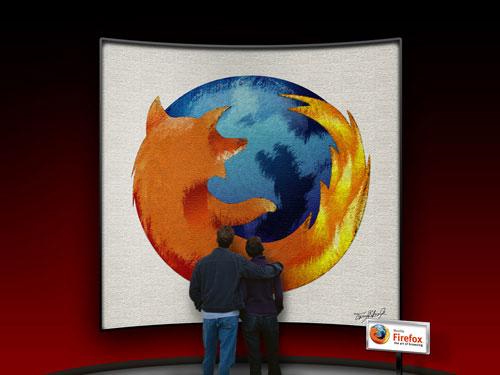 Firefox es arte