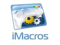 iMacros: automatizador de tareas