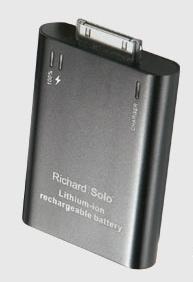 Batería de respaldo para el iPhone