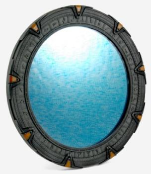 Espejo para fanáticos de Stargate