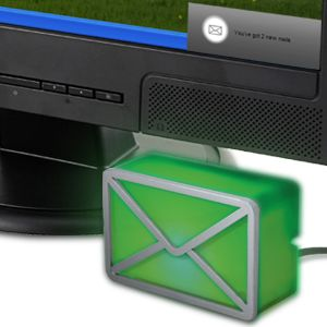 Enterate si recibiste un mail con el USB Webmail Notifier