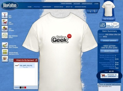 Herramienta para dise ar tus camisetas online for Disenar habitaciones online 3d