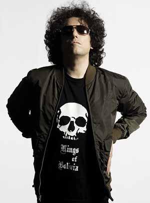 Según Andrés Calamaro, las descargas ilegales producen mejores discos