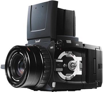 Leaf AFi 10: cámara de 56 megapixels