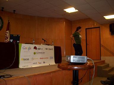 Taller de Software Libre para comunicadores sociales