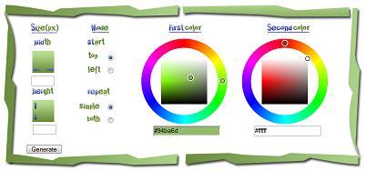 Gradcolor, herramienta para generar fondos con degradado
