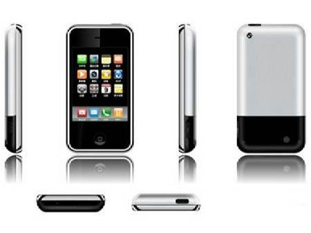 El iPhone trucho para tercermundistas