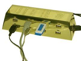 Tres USB Hub creativos