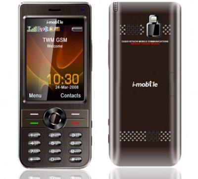 Nuevo i-Mobile 626 con sintonizador DMB