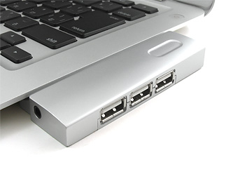 Añade puertos USB y Ethernet a tu Macbook Air