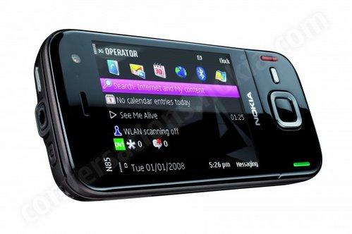 Conociendo al Nokia N85