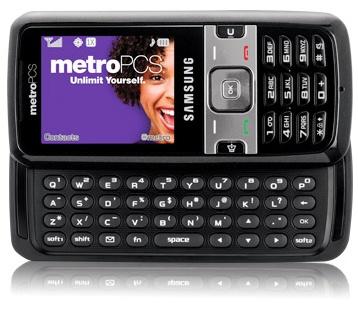 Samsung SCH-R450 Messager, móvil casi perfecto