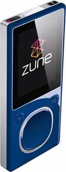 Un nuevo Zune de 8GB