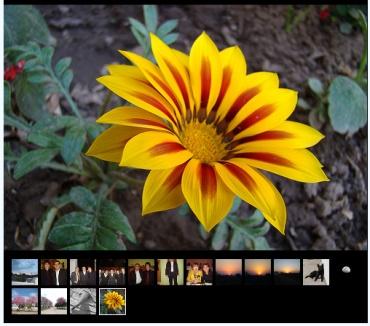 flickrSLiDR, excelente widget para embeber tus fotos de Flickr
