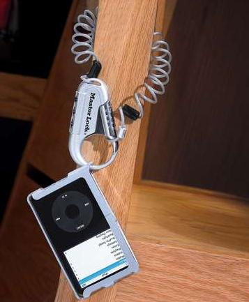 iCage: candados para iPod
