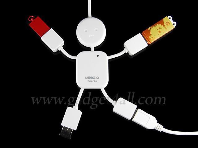 El hombrecito USB Hub
