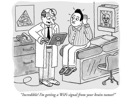 Desesperados por WiFi
