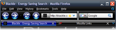 "Pasate al ""lado oscuro"" en Firefox"