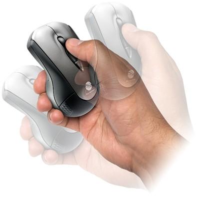 """Nuevo mouse que se puede usar """"en el aire"""""""