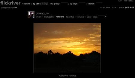 Flickriver, la mejor forma de ver las fotos de Flickr