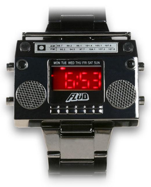 Un reloj muy particular