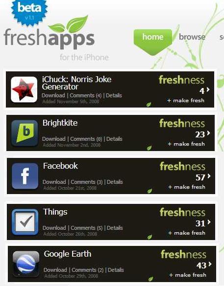 Dónde encontrar esa aplicación para iPhone que buscabas
