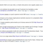 Gtwit, el cliente para Twitter creado por Google