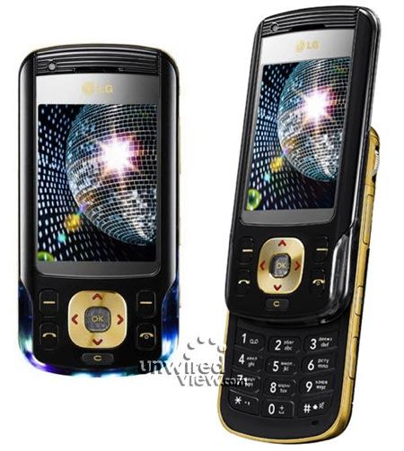 LG KC560, un móvil con todas las luces