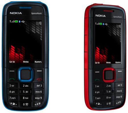 """Nokia 5130 XpressMusic: el más """"econo"""""""