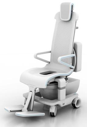 El sillón-inodoro existe!