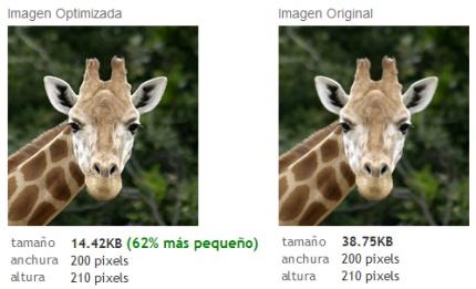 Web Resizer, herramienta para comprimir tus imágenes