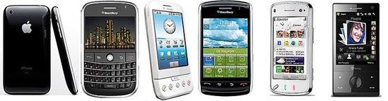 ¿Cuál es tu celular favorito de 2008?
