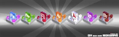 22 paquetes de iconos