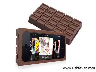 Convierte tu iPhone 3G en un chocolate