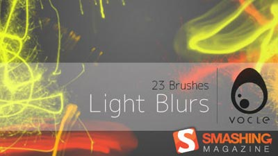 Brushes de luces para Photoshop