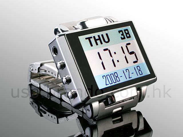 Un reloj pulsera todo en uno