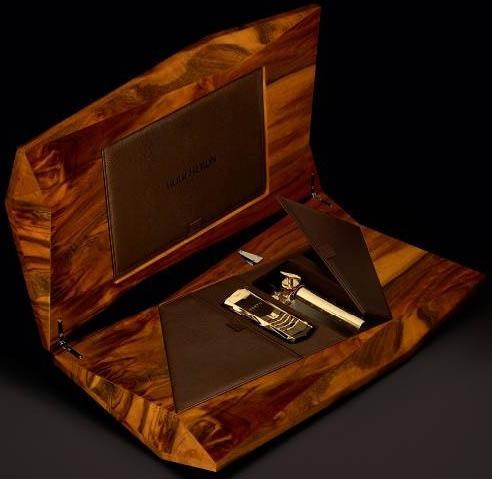 Vertu Boucheron 150, un móvil mas caro que lindo