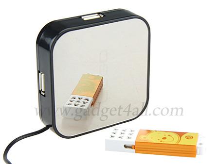 Espejo-Hub USB