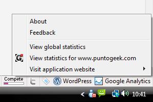 Wappalyzer, extensión que te muetra info sobre las aplicaciones web de un sitio