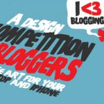 I <3 Blogging: concurso de diseño de skins