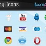 Weby Icons: 100 iconos gratuitos