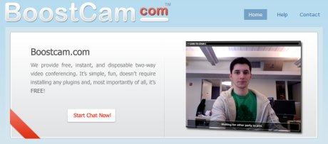 BoostCam, crea videoconferencias en segundos Boostcam