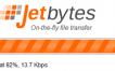 JetBytes, comparte un archivo directamente de PC a PC