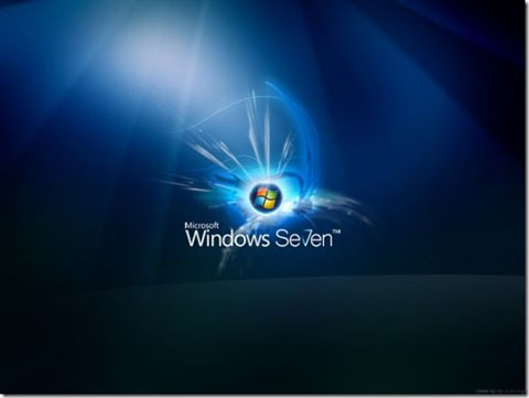 Windows Wallpaper on Windows 7 Wallpaper
