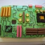 Tortas de cumpleaños geek