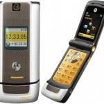 Nuevo Motorola MOTOROKR W6
