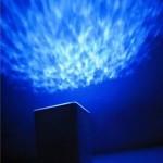 Un océano en tu techo con Projector Pot
