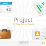 Iconos gratuitos para proyectos